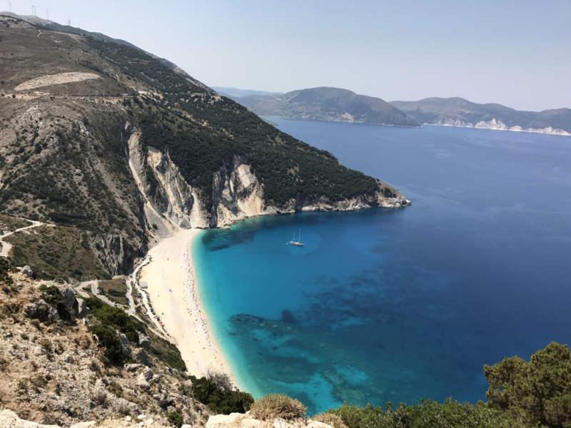 Myrtos-Grecia