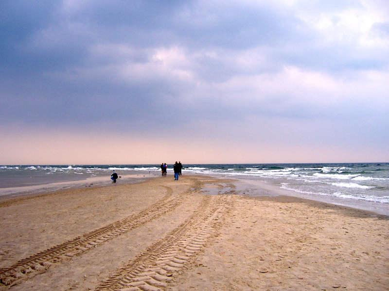 spiaggia-grenen-tramonto