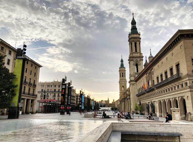 piazza-pilar-Saragozza