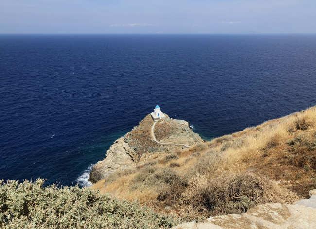 Sifnos-Grecia-chiesa-Cicladi