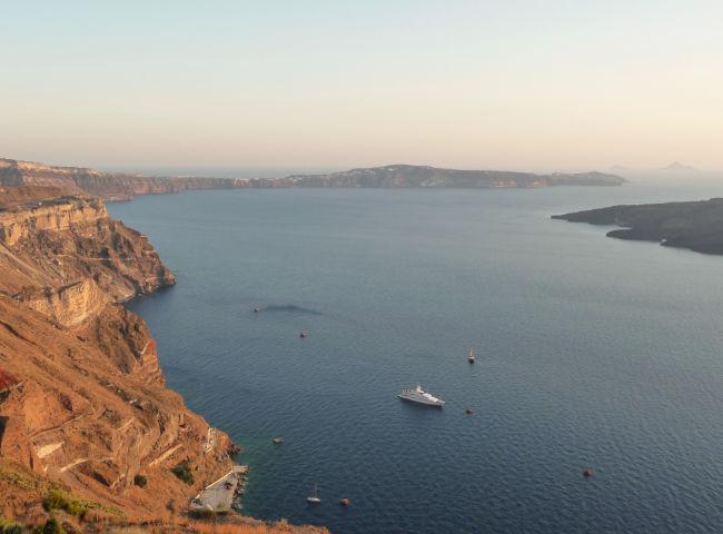 Santorini-Caldera-Grecia