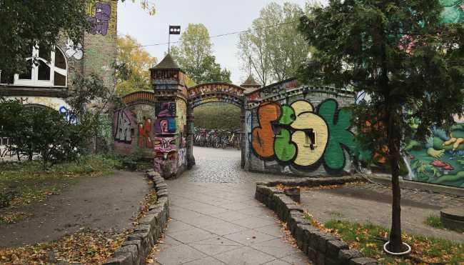Christiania-Danimarca-Copenaghen