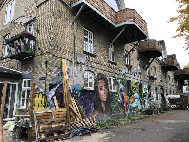 Danimarca_Christiania_case_murales
