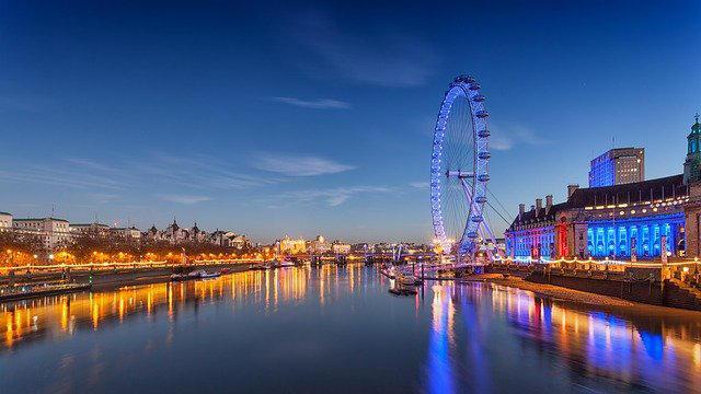 Londra-visita