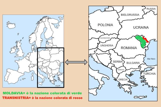 Transnistria-Moldavia