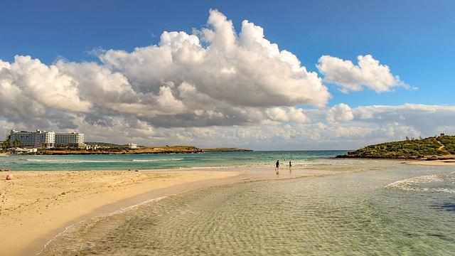 cipro-spiaggia