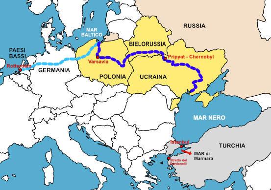 europa-mappa-E40-dettaglio