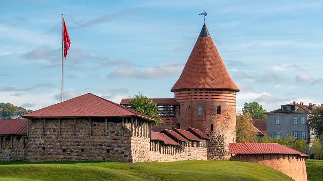 kaunas-lituania-castello