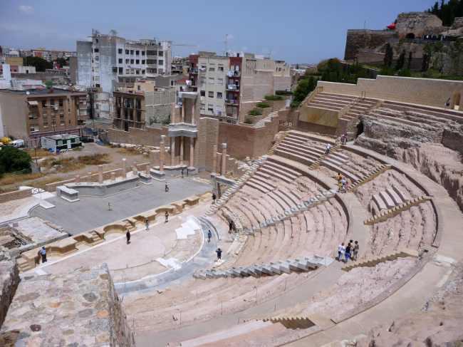 Cartagena-teatro-romano-spagna